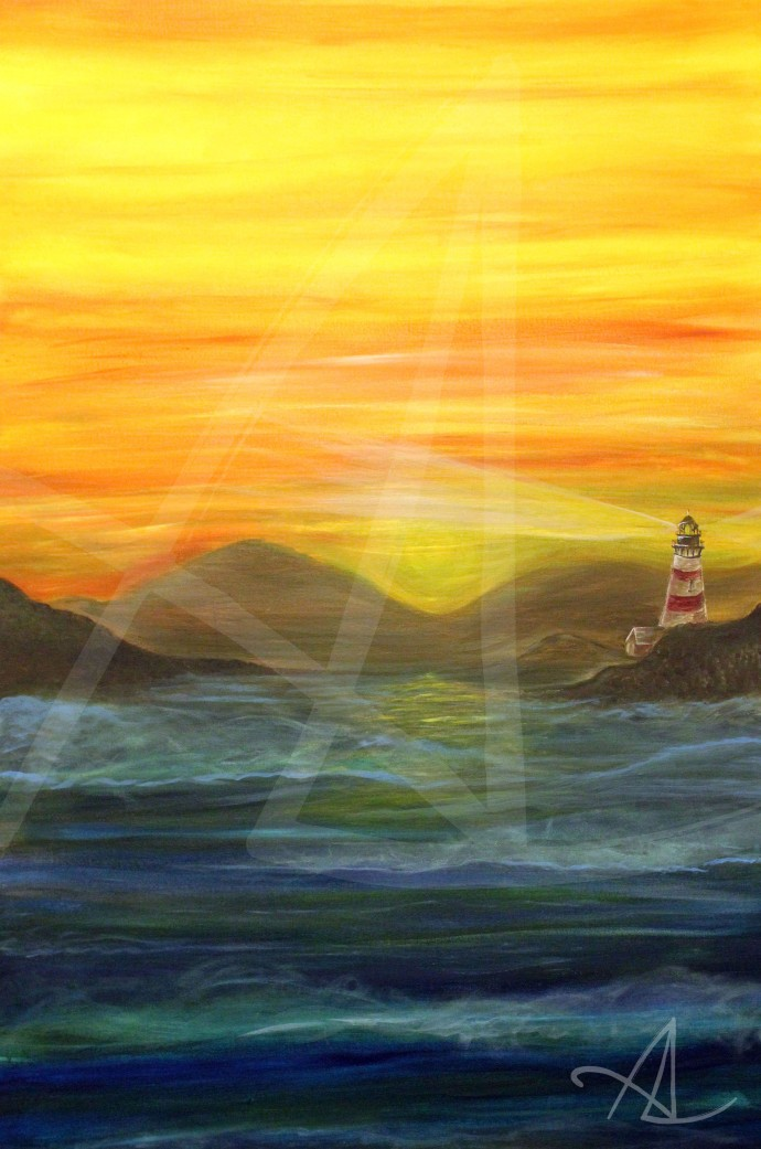 lighthouse_painting